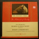ISSAY DOBROWEN~Moussorgsky: Boris Godounoff Complete~HMV LHMV-6400 4LP