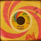 THE AQUARIANS~Jungle Grass / Adela~ UNI 55124 1968, PROMO 45