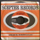 B.J. THOMAS~Raindrops Keep Fallin' On My Head~ Scepter SCE 12265 1969, 45