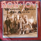 BON JOVI~Wanted Dead or Alive~ Mercury 888 467-7 1986, 45