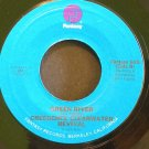 CREEDENCE CLEARWATER REVIVAL~Green River / Commotion~ Fantasy 625 1969, 45