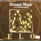 ELECTRIC LIGHT ORCHESTRA~Strange Magic~ United Artists UA-XW770-Y 1975, 45