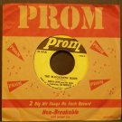 ENOCH LIGHT FEAT SUE BENNETT~Blacksmith Blues / Forgive Me~ PROM 1013 45