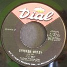 JOE TEX~Chicken Crazy / Buying a Book~ Dial 45-4090 1968, 45