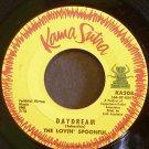 LOVIN' SPOONFUL~Daydream~ Kama Sutra KA-208 1966, 45