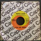 PETER & GORDON~Hurtin' is Lovin' / Sunday for Tea~ Capitol 5864 1967, 45