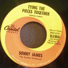SONNY JAMES~Tying the Pieces Together~ Capitol 5280 1964, 45
