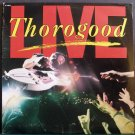 GEORGE THOROGOOD~Live~EMI America R154652 LP