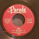 ANDY WISWELL~Vocal Stars of Radio & Television~ Parade 4504 45 EP