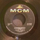 CONNIE FRANCIS~Roundabout / Bossa Nova Hand Dance~ MGM K13389 1965, 45