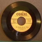 CONNIE HAINES~The Wrong Side of Town / Pink Shampoo~ Coral 9-61094 1953, 45