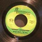 HARLOW WILCOX~Groovy Grubworm~ Plantation PLA 28 1969, 45