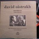 DAVID OISTRAKH~Beethoven: Concerto in D Major, Op. 61~Angel ANG. 35162 LP