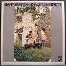 BURTON & JARRETT~Gary Burton & Keith Jarrett~Atlantic SD 1577 LP