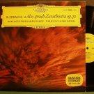 KARL BOHM~Strauss: Also Sprach Zarathustra, Op. 30~Deutsche Grammophon 136 001 SLPEM LP