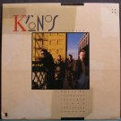 KRONOS QUARTET~Music by Sculthorpe, Sallinen, Glass, Nancarrow & Hendrix~Nonesuch E1 79111 LP