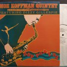 KOFFMAN QUINTET & DIZZY GILLESPIE~Oop Pop a Da~Soundwings SW 2108 PROMO LP
