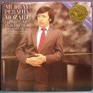 MURRAY PERAHIA~Mozart: 3 Concerti, Schroter Concerto No 3~CBS Masterworks Digital IM 39222 LP