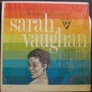 SARAH VAUGHAN~Featuring Sarah Vaughan~Sutton SU 293 LP