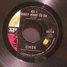 CHER~All I Really Want to Do / I'm Gonna Love You~ IMPERIAL 66114 1965, 45
