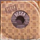 GUY LOMBARDO~Sunshowers / You Like?~ Decca 9-28352 1952, 45