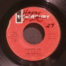 HONDELLS~Younger Girl / All American Girl~ Mercury 72563 1966, 45