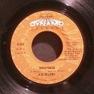 JOE WILSON~Sweetness / When a Man Cries~ Dynamo D 147 1971, 45
