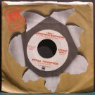 PETER FRAMPTON~Somethin's Happening Baby~ A&M 1506-S 1974, PROMO 45