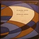 RUDOLPH KERER~Prokofiev, Liszt, Rachmaninov~Melodiya 33C 0129-130(A) LP