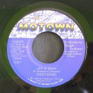 DAZZ BAND~Let it Whip / Everyday Love~ Motown 1609MF 1982, 45