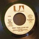 IKE & TINA TURNER~Sweet Rhode Island Red~ United Artists UA-XW409-W 1974, 45
