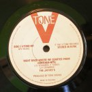 THE JAYVEE'S~Right Back Where We Started From / All Around the World~ V-Tone V-TONE 001 1981, 45