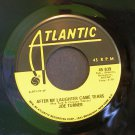 JOE TURNER~After My Laughter Came Tears / Chains of Love ~ Atlantic 45-939 45
