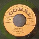 MCGUIRE SISTERS~Sugartime / Banana Split~ Coral 9-61924 1958, 45