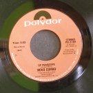 NOVO COMBO~Up Periscope / Light of the World~ Polydor 2184 1981, 45 VG++