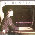 PAT BENATAR~Promises in the Dark / Evil Genius~ Chrysalis CHS-2555 1981, 45