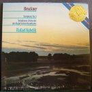 RAFAEL KUBELIK~Bruckner: Symphony No.3~CBS Masterworks IM 39033 LP