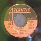 ALICE COOPER~Cold Ethyl / Only Women~ Atlantic 45-3254 1975, 45 NM