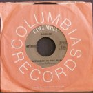 CHICAGO~Saturday in the Park / Alma Mater~ Columbia 4-45657 1972, 45