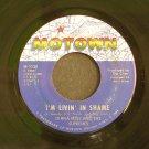 DIANA ROSS & SUPREMES~I'm Livin' In Shame~ Motown M-1139 1969, 45
