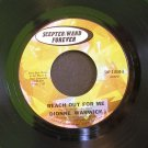 DIONNE WARWICK~Reach Out for Me / How Many Days of Sadness~ Scepter / Wand Forever SWF-21040 45