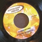 DIONNE WARWICK~Summertime / Here I Am~ Scepter / Wand Forever SWF-21026 45