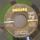 DUSTY SPRINGFIELD~Wishin' And Hopin' / Do Re Mi~ Philips 40207 1964, 45