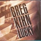 GREG KIHN~Lucky / Sad Situation~ EMI America B-8255 1985, 45