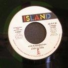 GWEN GUTHRIE~Love in Moderation~ Island 7-99685 1983, PROMO 45