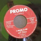 JIMMY CHARLES~A Million to One / Hop Scotch Hop~ Promo P-1002 1960, 45