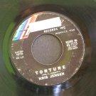 KRIS JENSEN~Torture / Let's Sit Down~ Hickory 45-1173 1962, 45