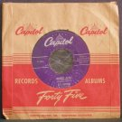 RAY ANTHONY~Autumn Leaves / Mr. Anthony's Boogie~ Capitol F1280 45