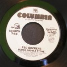 RED ROCKERS~Blood From a Stone~ Columbia 38-04687 1984, PROMO 45