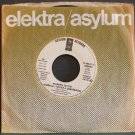 WARREN ZEVON~Gorilla, You're a Desperado~ Asylum E-46641 1980, PROMO 45